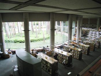 つくば市立中央図書館・茨城県つ...